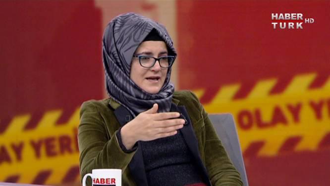 Verloofde van vermoorde journalist Khashoggi slaat uitnodiging van Witte Huis af