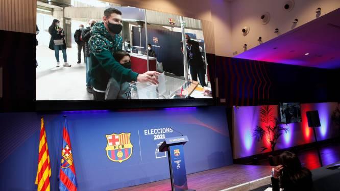 Dit staat er vandaag op het spel bij de presidentsverkiezingen van FC Barcelona