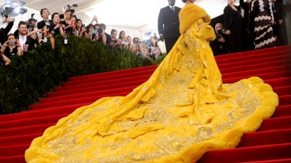 Het wordt opnieuw uitkijken naar het MET-gala, de Oscars voor de modewereld