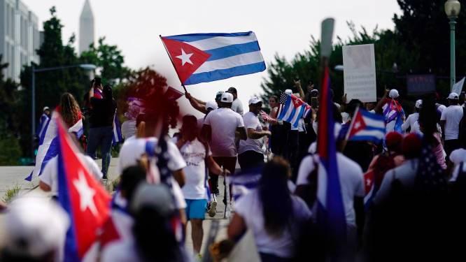 Nieuwe arrestatiegolf op Cuba na grote protesten tegen regering