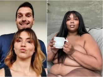 SHOWBITS. Kato en Tom van The Starlings plagen hun fans en Lizzo deelt een onbewerkte foto
