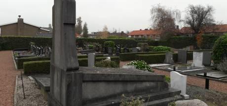 Opknapbeurt voor begraafplaats Hedel