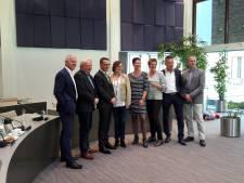 Raadsbrede coalitie Laarbeek is primeur in Nederland
