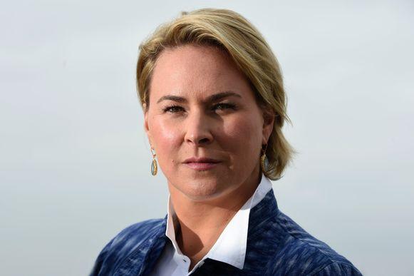 Minister Céline Fremault (cdH)