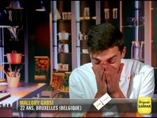 L'incroyable remontada de Mallory, le candidat belge de Top Chef