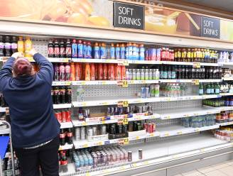 Contacttesten moeten lege schappen helpen voorkomen in Britse supermarkten en tankstations