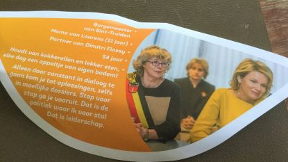 Koningin Mathilde duikt op in CD&V-verkiezingsfolder: paleis is 'not amused'