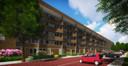 De nieuwe flat aan de Nijeveldsingel krijgt weer de herkenbare zigzaggevel.