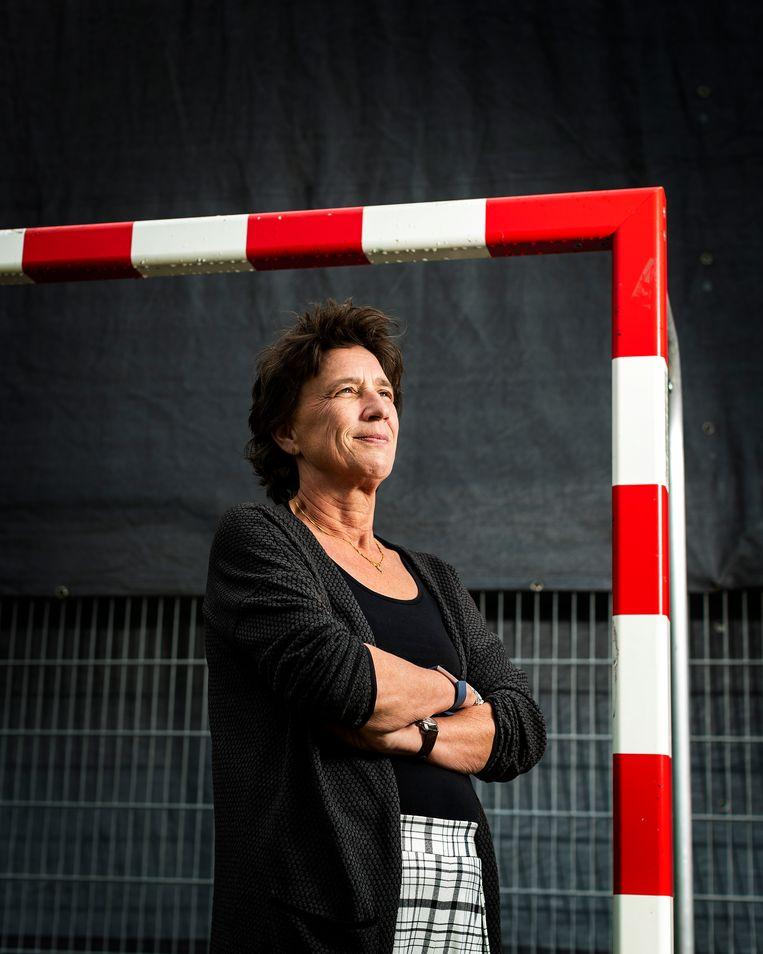 Anneke van Zanen. Beeld null