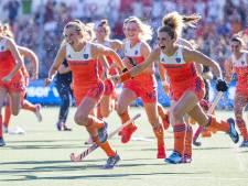 Les Néerlandaises remportent la première Pro League de hockey
