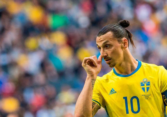 Zlata Ibrahimovic speelde al 116 interlands voor Zweden.