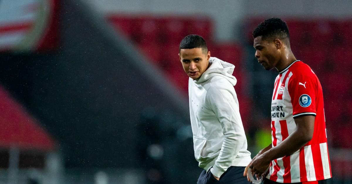 PSV wil weer in gesprek met Ihattaren, uitgangspunt bij Dumfries is een zomertransfer - Eindhovens Dagblad