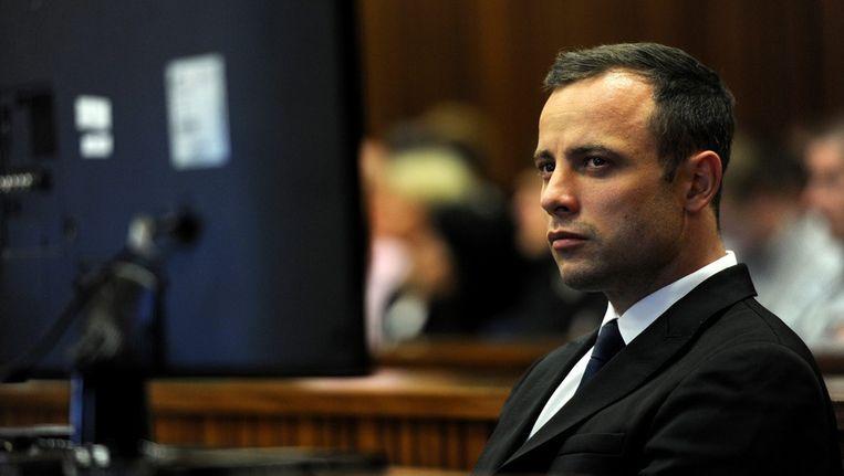 Oscar Pistorius Beeld epa
