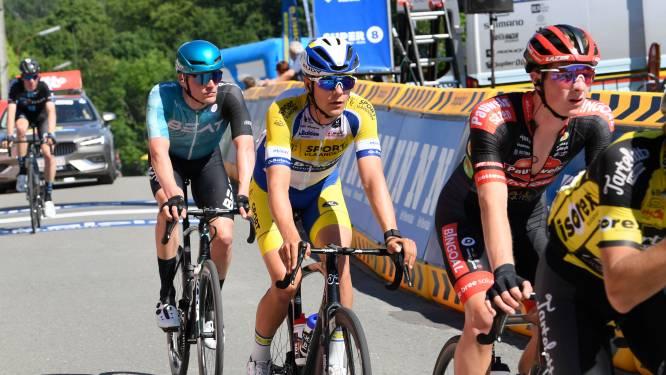 "Hooikoorts velt Arne Marit in Ronde van België: ""Dertig procent minder longinhoud"""