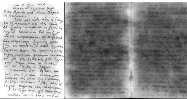 Historicus Pavel Polian wist de boodschap voor 90 procent te ontcijferen.