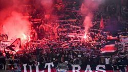 """Politie verbiedt harde kern PSG optocht door Brugge: """"Vermijden dat supportersgroepen zich vermengen"""""""