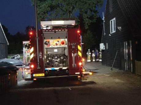 Chemische reactie bij werkzaamheden camping in Overijsselse De Pol: slachtoffer naar ziekenhuis