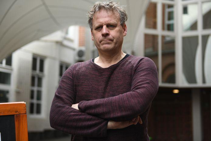 Jan Leenaerts is algemeen directeur in basisschool Sancta Maria in Leuven.
