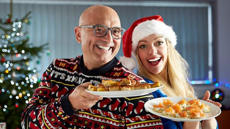 Gregg Wallace & Cherry Healey