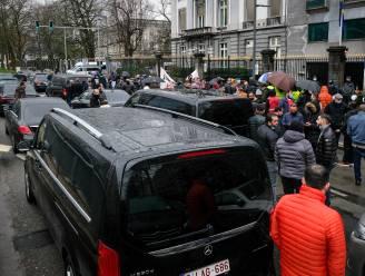 Uber-chauffeurs betogen tegen controles smartphonegebruik