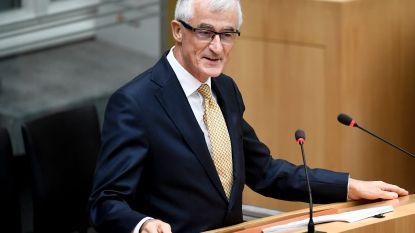 """Bourgeois: """"Meer dan ooit is Vlaanderen de investerings- en groeimotor van dit land"""""""