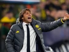 Woedende Conte: Het lijkt wel een langspeelplaat die blijft hangen