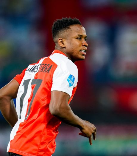 Feyenoord breekt contract Sinisterra open: 'We gaan met hem mooie toekomst tegemoet'