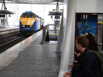 Infrabel legt Sandite-treinen in om 'doorglijden' bij nat herfstweer te voorkomen