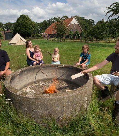 Kampweek vol actie én rust in Summer Camp Slangenburg