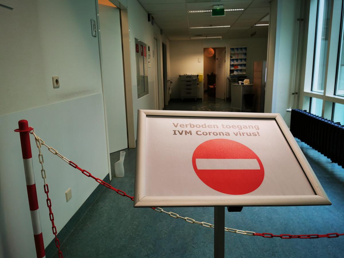 Rijnstate Ziekenhuis Arnhem neemt maatregelen tegen coronavirus. Foto ter illustratie.