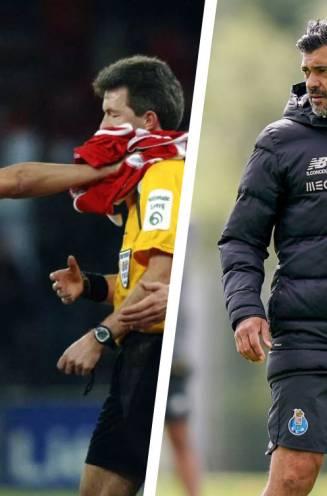 """De trainer Sergio Conceição is nog steeds een vat vol temperament: """"In een kerk raak ik geïrriteerd door fluisterende oudjes"""""""