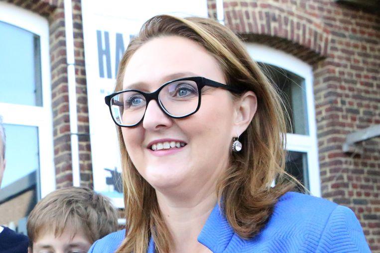 AARSCHOT-Volgens Gwendolyn Rutten heeft mevrouw Verlinden van niemand lessen te krijgen