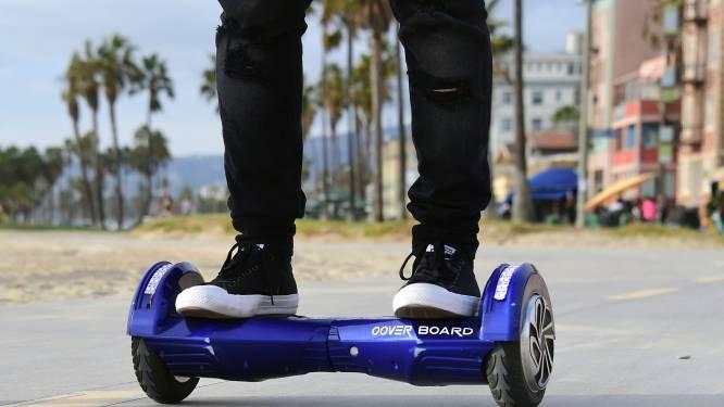 """""""Gooi dat goedkope hoverboard maar in de vuilbak"""" (zegt Amazon)"""
