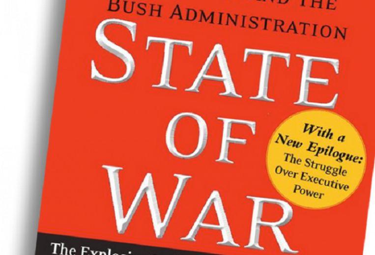 Het boek van James Risen. Beeld Penguin