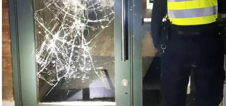 Nachtelijke onrust in Griftpark: poging tot inbraak in restaurant en man die een kampvuurtje bouwt