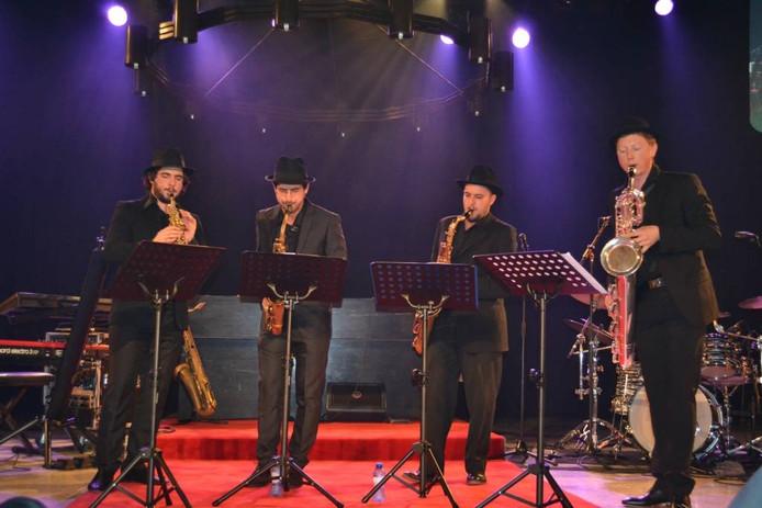 Pannonica Saxophone Quartet