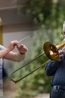 Muziekstuk over historie Bergh in première