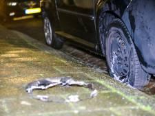 Alerte omstanders weten twee autobranden te voorkomen in Apeldoorn