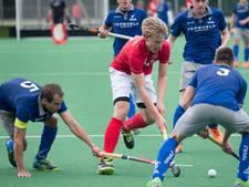 Hockey: Beuningen houdt koploper in bedwang