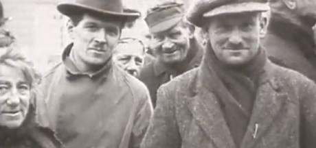 Bijzondere beelden van leven op de Markt in Eindhoven: honderd jaar oud filmpje duikt op