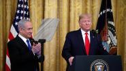 Trump pleit voor Palestijnse staat met hoofdstad in Oost-Jeruzalem
