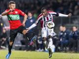 Willem II doet het tot nu toe beter dan vorig seizoen en kan vanavond uitlopen op de 'meetlat van Sol'