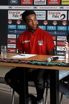 Ndayishimiye tekent voor drie jaar bij NEC