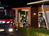 Woningbrand in Kapelle kost bewoner het leven