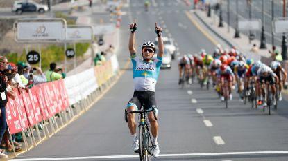Titelverdediger Lutsenko houdt Kristoff van nieuwe zege in Ronde van Oman