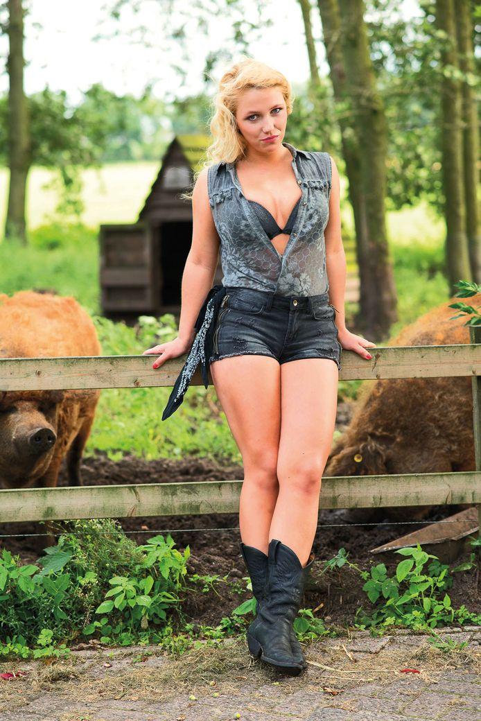 Danielle van den Heuvel uit Ommel