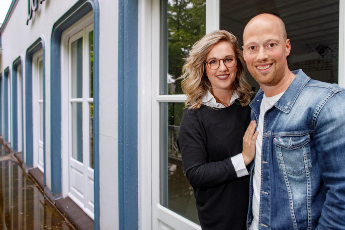 Chefkok Wouter van Laarhoven en zijn partner Malou Hagenaars startten in het najaar van 2019 met Alma, restaurant plus bodega, aan De Lind in Oisterwijk.