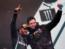 Wolff: Nieuw contract Hamilton is aanstaande, maar niet weer voor drie jaar