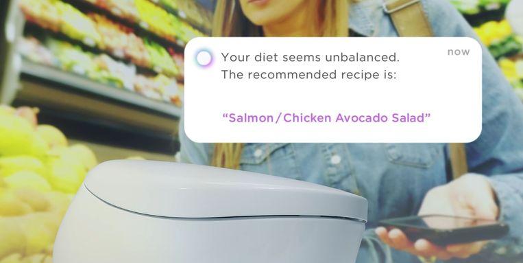 Poep niet goed? Eet een zalm/avocado-salade! Beeld Toto