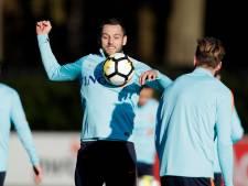 De Vrij is eindelijk weer fit voor Oranje: 'Aanvoerderschap is een droom'